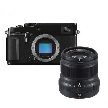 FujiFilm X-Pro3 (Black) + Sandisk 64 gb+ 50/2 XF