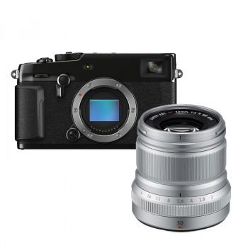 FujiFilm X-Pro3 (Black) + Sandisk 64 gb + 50/2 XF