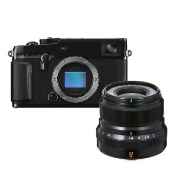 FujiFilm X-Pro3 (Black) + Sandisk 64 gb+ 23/2 XF