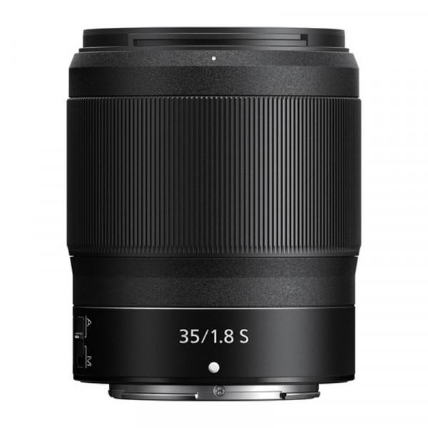 Nikkor Z 35/1.8 S Nowy i używany sprzęt fotograficzny