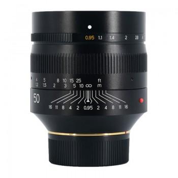 7Artisans 50/0.95 Profesjonalny sprzęt fotograficzny