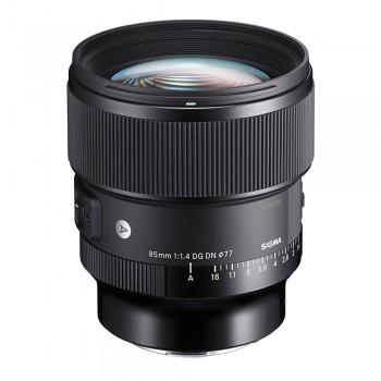 SIGMA Art 85 F1.4 DG DN (Sony E) Profesjonalny sprzęt fotograficzny