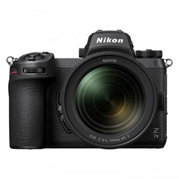 Nikon Z7 II + Nikkor Z 24-70/4 + Nikon FTZ
