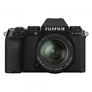 Fujifilm X-S10 + XF 18-55/2.8-4.0 R LM OIS