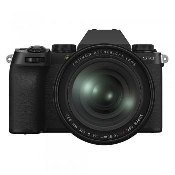 Fujifilm X-S10 Sklep fotograficzny
