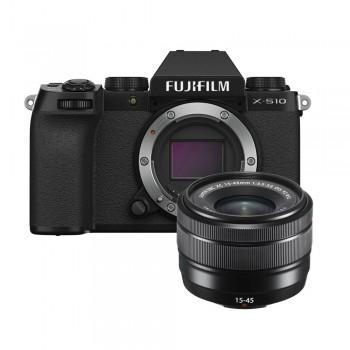 Fujifilm X-S10 + XC 15-45/3.5-5.6 OIS PZ