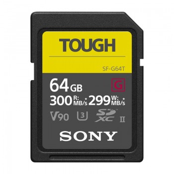 Sony TOUGH 64GB UHS-II SDXC