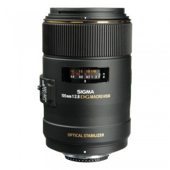 Sigma 105/2.8 MACRO EX DG OS HSM Nikon F Sklep fotograficzny