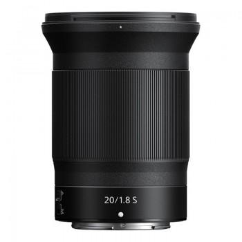 Nikkor Z 20/1.8 S Sklep fotograficzny