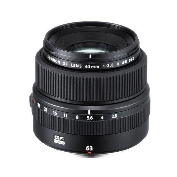 FujiFilm 63mm f/2.8 GF R WR do GFX 50S