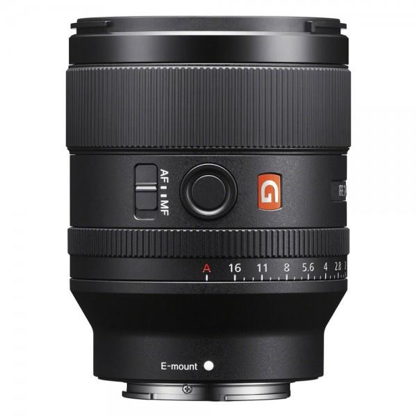 Sony 35mm f/1.4 FE GM