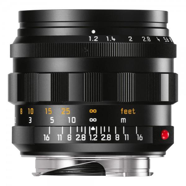 Obiektyw Leica 50/1.2 NOCTILUX-M ASPH. Black