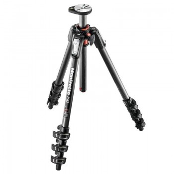 Manfrotto statyw 190XPRO Carbon 4 sekc.