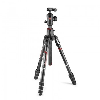 Manfrotto statyw MKBFRC4GTXP-BH zestaw BEFREE GT XPRO Carbon