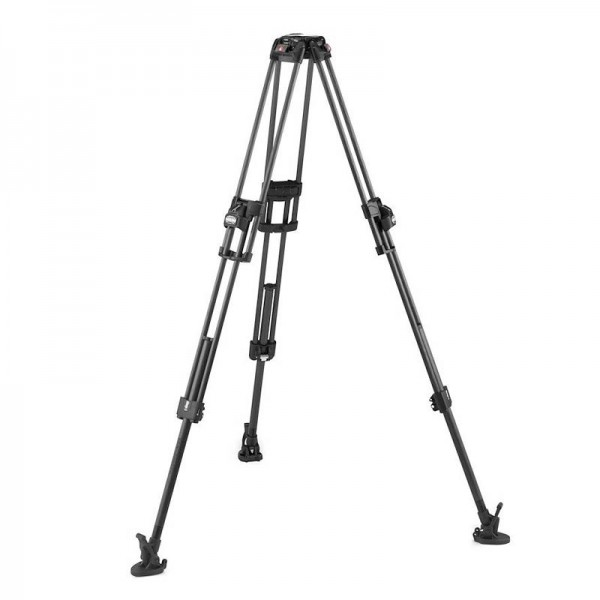 Manfrotto statyw  645 MVTTWINFC Carbon Twin Fast Leg