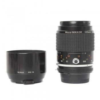 Obiektyw Nikkor 105/2.8 Micro MF