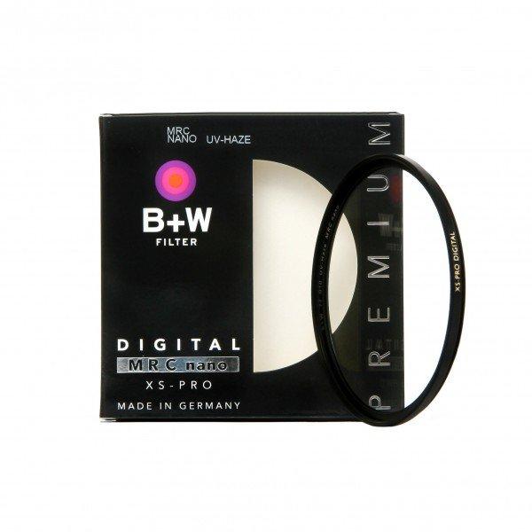 B+W UV MRC XS-Pro Nano 58mm