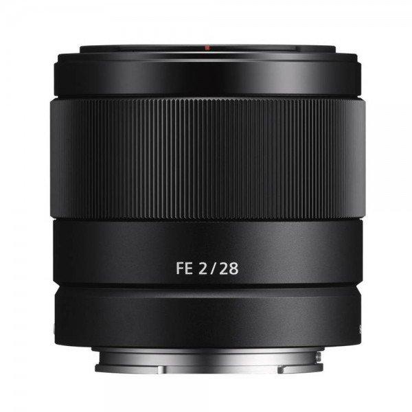 obiektyw stałoogniskowy Sony FE 28/2.0