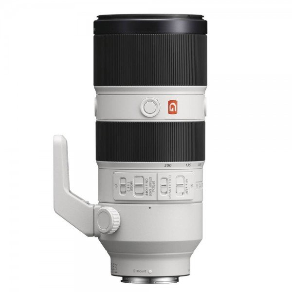 Sony FE 70-200/2.8 GM OSS + Manfrotto monopod