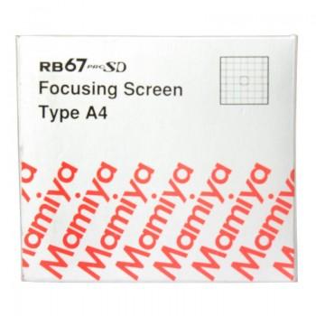 Mamiya RB67 matówka typ A4