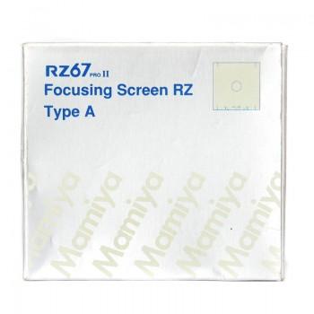 Mamiya RZ67 matówka Pro II typ A