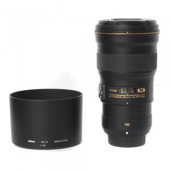 Obiektyw Nikkor 300/4 AF-S E PF ED VR