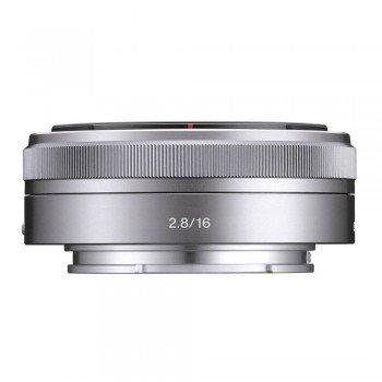 Obiektyw stałoogniskowy Sony E 16/2.8