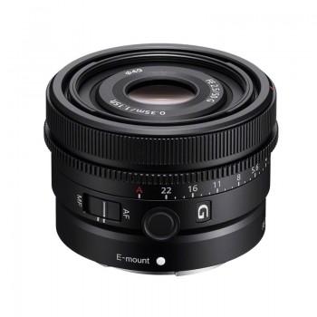 Sony 50mm f/2.5 FE G