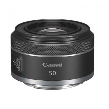 Nowy obiektyw Canon 50/1.8 STM RF