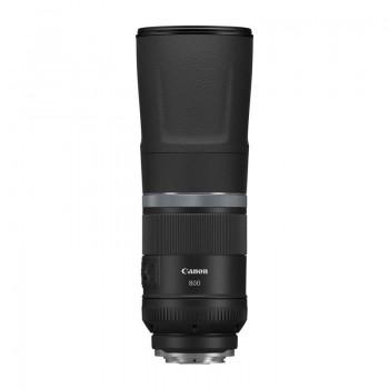 Nowy obiektyw Canon 800mm f/11
