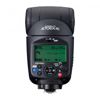 Lampa błyskowa Canon Speedlite 470EX-Al przyjmujemy używany sprzęt w rozliczeniu