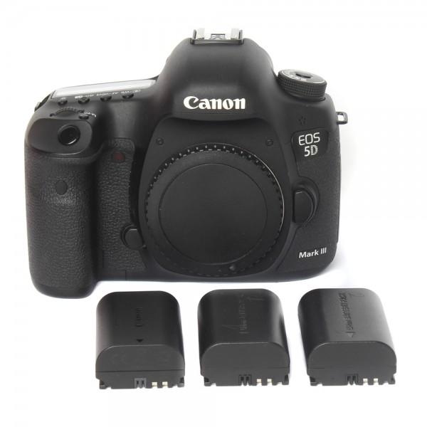 Aparat cyfrowy Canon 5D Mark III