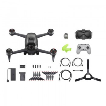drony wyścigowe FPV