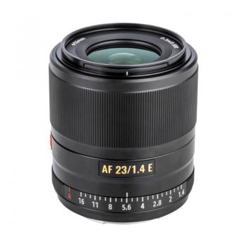 Nowy obiektyw Viltrox 23/1.4 AF STM (Sony E)