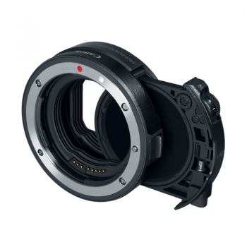 Canon EF-EOS R adapter mocowania z uchwytem filtra wsuwanego