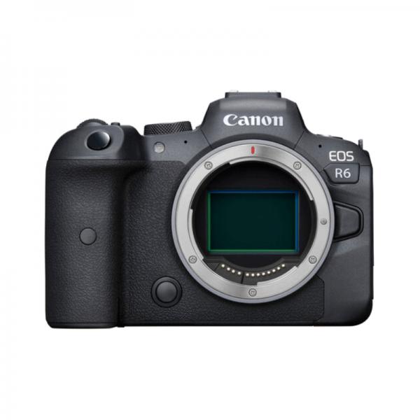 Pełnoklatkowy aparat bezlusterkowy Canon EOS R6 nowy korpus