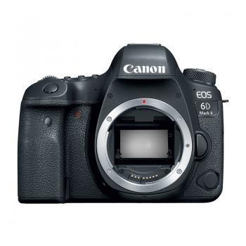 Nowy pełnoklatkowy aparat cyfrowy Canon EOS 6D Mark II