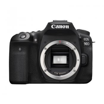 Nowa niepełnoklatkowa lustrzanka Canon EOS 90D