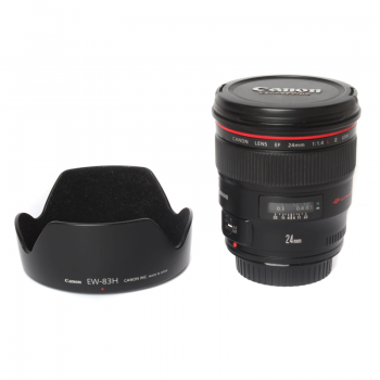 używany obiektyw Canon 24/1.4 EF L II USM