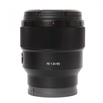 Stałoogniskowy obiektyw 85 mm o przysłonie F/1.8 Sony