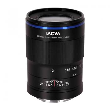 Nowy obiektyw Laowa 50/2.8 2X Ultra Macro APO