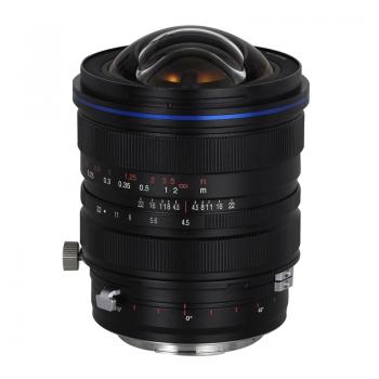Nowy obiektyw szerokokątny Laowa 15/4.5 Zero-D Shift do Nikon F
