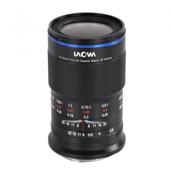 Nowy obiektyw stałoogniskowy Laowa 65/2.8 2x Ultra Macro APO