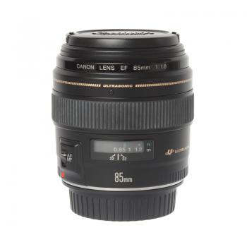 Używany obiektyw Canon 85/1.8 EF USM
