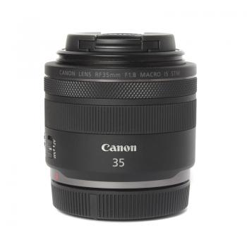Używany obiektyw Canon 35/1.8 RF Macro IS STM