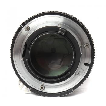 Nikkor 50 mm f/1.4 obiektyw portretowy