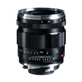 Pełnoklatkowy obiekty Voigtlander 35/2 APO-LANTHAR z mocowaniem do Leica M