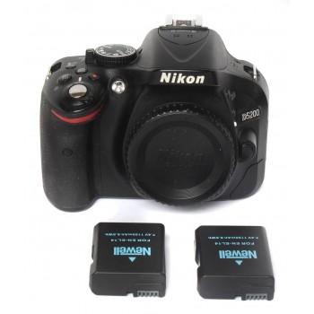 Używany aparat Nikon D5200