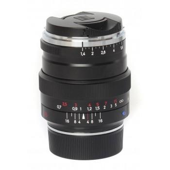używany obiektyw Zeiss 35/1.4 Distagon ZM T* (Leica M)