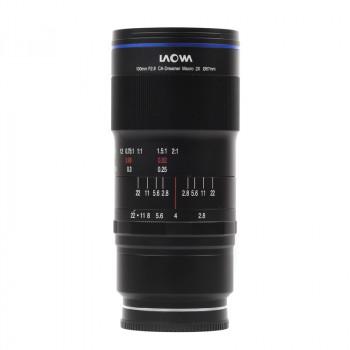 Laowa 100/2.8 2x Ultra Macro APO (Pentax K)